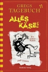 Jeff Kinney : Gregs Tagebuch 11 - Alles Käse! - Cover