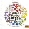 Atelier Flora : Alles Farbe! - Cover