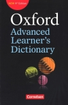 : Oxford Advanced Learner´s Dictionary B2-C2. Wörterbuch - Cover