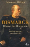 Johannes Willms : Bismarck - Cover