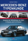 Heribert Hofner : Mercedes-Benz Typenkunde - Cover