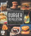 Jonathan Häde : Burger-Revolution - Cover