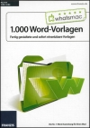 : 1000 Word-Vorlagen - Cover