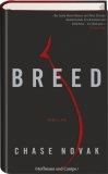 Chase Novak : Breed - Cover