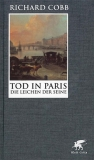 Richard Cobb : Tod in Paris - Cover