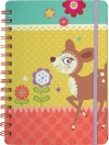 : VE 6 / nice & foxy A5 Notizbuch - Cover