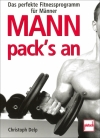 Christoph Delp : Mann pack´s an - Cover
