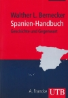 Walther L. Bernecker : Spanien-Handbuch - Cover