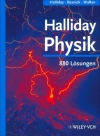 David u.a. Halliday : Halliday Physik Lösungsband - Cover