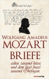 Wolfgang Amadeus Mozart : Briefe - Cover