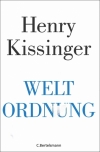 Henry A. Kissinger : Weltordnung - Cover