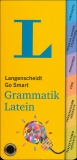 : LG Go Smart Grammatik Latein - Fächer - Cover