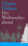Charles Dickens : Der Weihnachtsabend - Cover