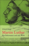Ulrich Köpf : Martin Luther - Cover