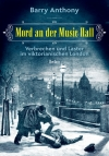 Anthony Barry : Mord an der Music Hall - Cover